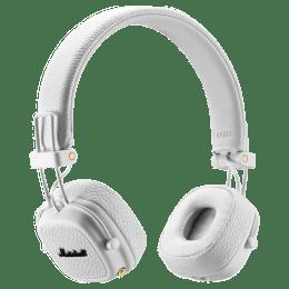 Marshall Major III Bluetooth Headphones (MS-MAJ3BT-WHT, White)_1