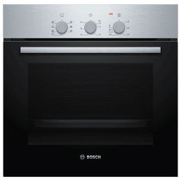 Bosch Serie 2 71 Litres Built-In Oven (Fast Pre-heating Function, HBF011BR0Z, Stainless Steel)_1
