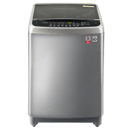 LG 9 kg Fully Automatic Top Loading Washing Machine (T1077NEDL5.ASSPEIL, Stainless Steel)_1