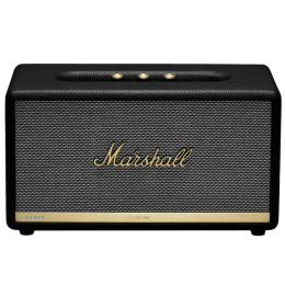 Marshall Stanmore II Voice Controlled Bluetooth Speaker (MS-STMRVA-BLK, Black)_1