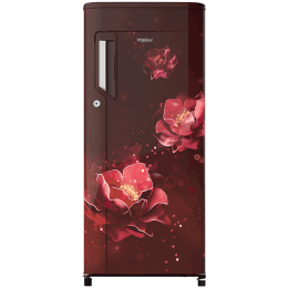 Whirlpool 190 L 3 Star Direct Cool Single Door Refrigerator (205 IMPC PRM 3S, Wine Abyss)_1