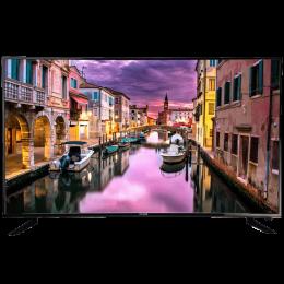 Croma 124 cm (49 inch) 4k Ultra HD LED Smart TV (CREL7346, Black)_1