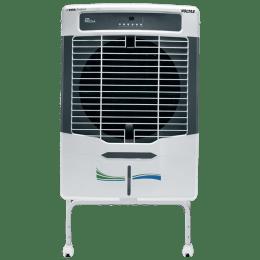 Voltas 70 litres Desert Air Cooler (Mega 70S, White)_1