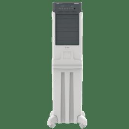 Voltas 50 litres Tower Air Cooler (Slimm 50T, White)_1