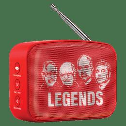 Saregama Carvaan Mini Tamil Bluetooth Music Player (MR0010, Sunset Red)_1