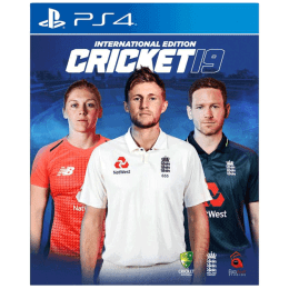PS4 Game (Cricket 19 - International Edition)_1