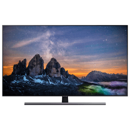 Samsung 163 cm (65 inch) 4k Ultra HD QLED TV (65Q80RA, Black)_1