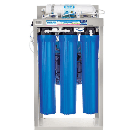 Kent RO+UF Electrical Water Purifier (Floor Standing, Elite II, Blue)_1