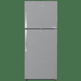 Voltas Beko 432 Litres 3 Star Frost Free Inverter Double Door Refrigerator (IonGuard, RFF463IF, Inox)_1