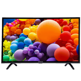 Hitachi 81.28 cm (32 inch) HD Ready LED Android Smart TV (LD32HTS06H, Black)_1