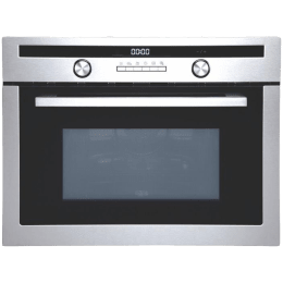 Elica 44 Litres Built-in Oven (LED Display, EPBICMBOOVNTRM 44L, Steel)_1