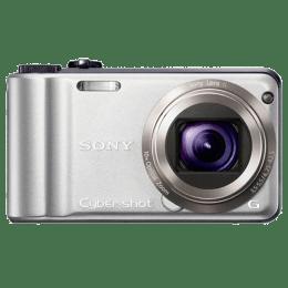 Sony Cyber Shot 14.1 MP Point & Shoot Camera (DSC-H55, Silver)_1