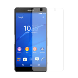 Stuffcool Supertuff Tempered Glass Screen Protector for Sony Xperia Z4 (GPSYZ4, Transparent)_1