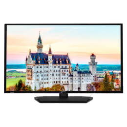 Micromax 81 cm (32 inches) HD LED TV (32T4200/2820, Black)_1