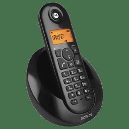 Motorola Cordless Phone (C601I, Black)_1