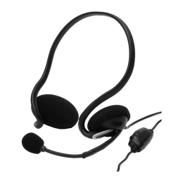 Creative HS-300 Wired Headset (Black)_1