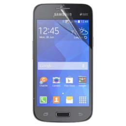 Stuffcool Scratch Guard for Samsung Galaxy S Duos 3 (CCSG3313, Transparent)_1