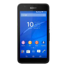 Sony Xperia E4g (Dual SIM, GSM) (Black)_1