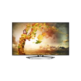 Videocon 127 cm (50 inch) 4k Ultra HD 3D LED TV (VKR50QX-ZS, Black)_1