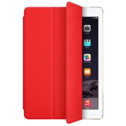 Apple Flip Case for iPad Air (MGTP2ZM/A, Red)_1