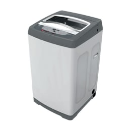 Electrolux 6.5 kg Fully Automatic Top Loading Washing Machine (ET65EAUDG, White)_1