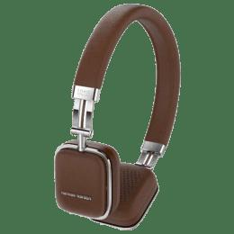 Harman Kardon SOHOBT Wireless Headphone (Brown)_1