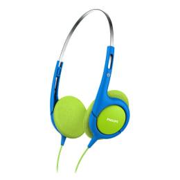 Philips SHK1030 On-Ear Kid's Headphone (Blue/Green)_1