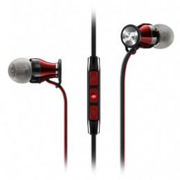 Sennheiser Momentum In-Ear Wired Earphones with Mic (M2 IEG, Black)_1