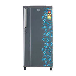 Videocon 215 L 4 Star Direct Cool Single Door Refrigerator (VAL224TC, Grey)_1