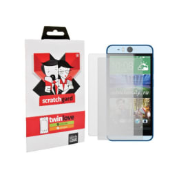 Scratchgard Twin Pack Screen Protector for HTC Desire Eye (Clear)_1