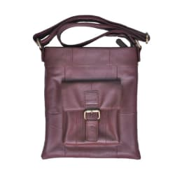 Croma Sling Bag for 9 Inch Tablet (XL5170, Brown)_1