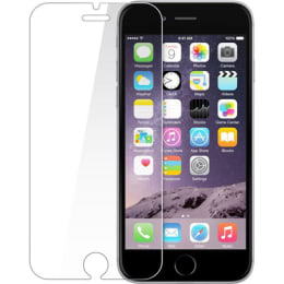Scrik Tempered Glass Screen Protector for Apple iPhone 6 (Transparent)_1