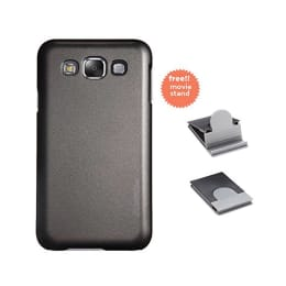 Stuffcool Element Plastic Hard Back Case Cover for Samsung Galaxy E7 (EMSGE7-BLK, Black)_1