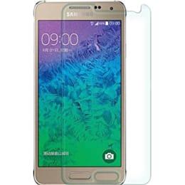 Scrik Tempered Glass Screen Protector for Samsung Galaxy Alpha (Transparent)_1