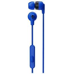 Skullcandy Inkd Plus In-Ear Wired Earphones with Mic (S2IMY-M686, Blue)_1