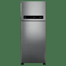 Whirlpool 340 L 3 Star Frost Free Double Door Inverter Refrigerator (IF 355 ELT, Steel)_1