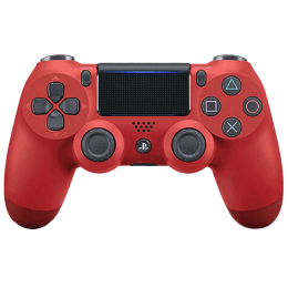 Sony PlayStation DualShock 4 Controller (Red)_1