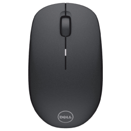 Dell WM126 Optical Wireless Mouse (Black)_1
