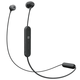 Sony C300 Bluetooth Earphones (Black)_1