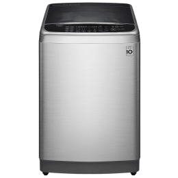 LG 9 kg Fully Automatic Top Loading Washing Machine (T1084WFES5B, Stainless Silver)_1