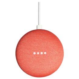 Google Home Mini Bluetooth Speaker (Red)_1