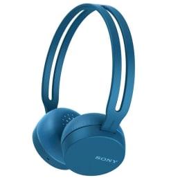 Sony WH CH400 Bluetooth Headphones (Blue)_1