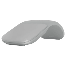 Microsoft Bluetooth Surface Arc Mouse (CZV-00005, Light Grey)_1
