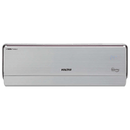 Voltas 1.5 Ton 5 Star Inverter Split AC (Hot & Cold, Copper Condenser, 185VH CROWN AW, Grey)_1