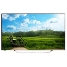 Hitachi 140 cm (55 inch) 4k Ultra HD LED Smart TV (LD55SYS02U-CIWN, Black)_1