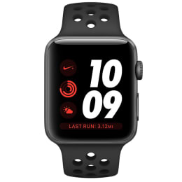 Apple Watch Nike+ GPS 42 mm Space Gray Aluminum Case with Anthracite/Black Nike Sport Band_1