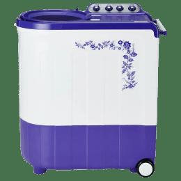 Whirlpool 7.5 kg Semi Automatic Top Loading Washing Machine (Ace 7.5 Turbodry, Purple)_1