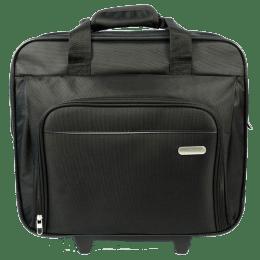 Targus Executive Trolley Bag for 15.6 Inch Laptop Roller (TBR034AP, Black)_1