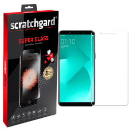 Scratchgard Screen Protector for Oppo A83 (Transparent)_1