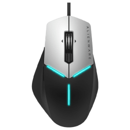 Dell Alienware 5000 DPI Wired Advanced Gaming Mouse (AW558, Black)_1